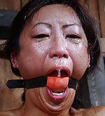 Cuffed, pegged, clamped and tortured