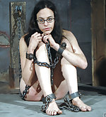 Cuffed, chained, caned, tortured with electricity