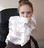 Pretty secretaries in peril
