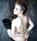 Roped, straped, electrified, dildoed, caned