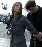 Public nudity, public bondage, public sex