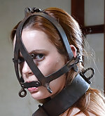 Chained and trained, strapped and caned