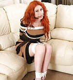 British models tightly tied and gagged