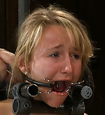 Three girls tied, tortured, made to squirt