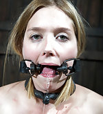 Cuffed, strapped, clamped, masked, vibed